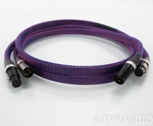 Snake River Audio Signature Series Mamushi XLR Cables; 1.5m Pair Interconnects