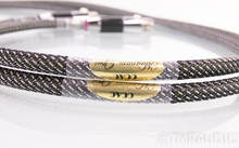 Crystal Clear Audio Magnum Opus XLR Cables; 1.5m Pair Balanced Interconnects