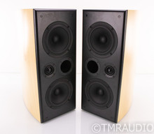 Prana Fidelity Fifty90 Bookshelf Speakers; Satin Maple Pair