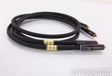 Furutech Evolution Audio II RCA Cables; 1.2m Pair