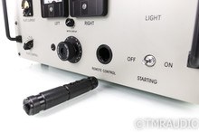 Line Magnetic 25-B Stereo Tube Preamplifier; 129-A; Remote