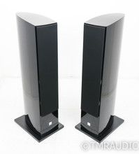 DALI Epicon 8 Floorstanding Speakers; Gloss Black Pair