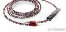 Audioquest Colorado RCA Cable / Subwoofer Cable; Single 4m Interconnect; 72v DBS