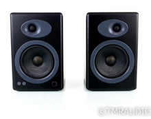 Audio Engine A5+ Powered Bookshelf Speakers; Satin Black Pair