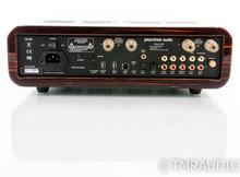 Peachtree Nova 150 Stereo Integrated Amplifier; Gloss Ebony; Remote; MM Phono