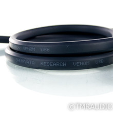 Shunyata Venom USB Cable; 1.5m Digital Interconnect