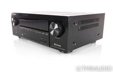 Denon AVR-X1500H 7.2 Channel Home Theater Receiver; AVRX1500H; Remote