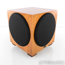 "Aperion Audio Intimus S8-APR 8"" Powered Subwoofer; Cherry; S8APR"