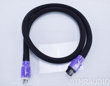 Shunyata Taipan Helix Alpha Power Cable; 6ft AC Cord; 20A
