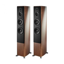 Dynaudio Contour 60 Floorstanding Speakers; Walnut Pair (New w/ Warranty)