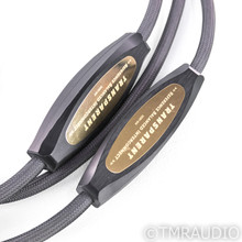 Transparent Audio Reference Balanced XLR Cables; 6ft Pair Interconnects