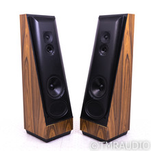 Thiel CS 2.2 Floorstanding Speakers; Amberwood Pair