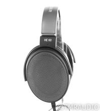 Sennheiser HE60 Vintage Electrostatic Open Back Headphones; HE-60 MINT!