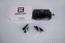 Kimber Kable KCTG XLR Cables; .5m Pair Interconnects