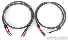 WireWorld Silver Eclipse 7 Speaker Cables; 2.5m Pair