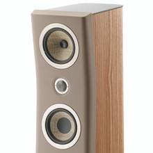 Focal Kanta N°2 Floorstanding Speakers; Warm Taupe Pair; New / Full Warranty - Closeout