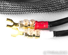 Master-Built Audio Signature Series Speaker Cables; 12ft Pair