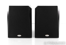 Legacy Studio HD Bookshelf Speakers; Black Oak Pair