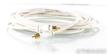 DH Labs White Lightning RCA Cables; 6m Pair Interconnects