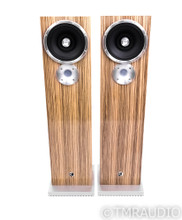 Zu Audio Druid Mk.V Floorstanding Speakers; Custom Zebra Wood Pair