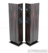 ProAc Response D48R Floorstanding Speakers; Ebony Pair; Ribbon Tweeter