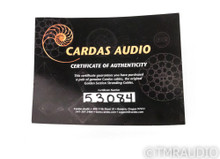 Cardas Golden Reference Speaker cables; 10ft Pair (1/5)