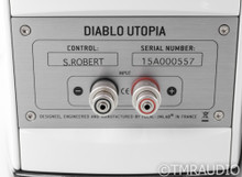 Focal Diablo Utopia III Bookshelf Speakers; Carrara White Pair