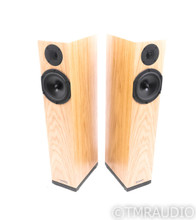 Spendor A4 Floorstanding Speakers; Natural Oak Pair