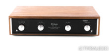 McIntosh MQ-101 Environmental Equalizer; Walnut Cabinet; MQ101