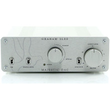 Graham Slee Majestic DAC / Preamplifier; D/A Converter (New)