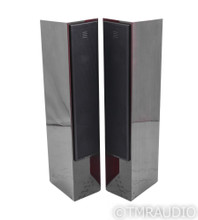 Martin Logan Motion 40 Floorstanding Speakers; Refurbished Black Cherrywood Pair
