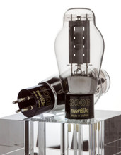 Takatsuki TA-300B Output Vacuum Tube; Matched Pair (New) - RARE