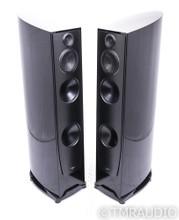 Paradigm Persona 7F Floostanding Speakers; Black Pair; 7-F