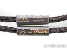 Shunyata Research ZiTron Anaconda XLR Cables; 1m Pair Balanced Interconnects