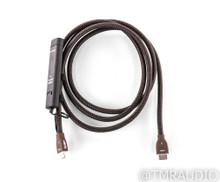 Audioquest Coffee HDMI Digital Cable; Single 2m Interconnect; 72v DBS
