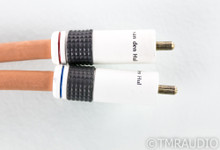Van Den Hul The First RCA Cables; 2ft Pair Interconnects