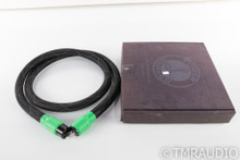 Shunyata Research Python Power Cable; 6ft AC Cord; Power Snakes; NEMA L6-15