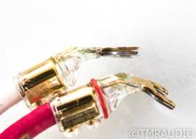 Kimber Kable Monocle XL Speaker Cables; 8ft Pair; WBT-0660Cu Terminations