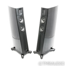 Raidho D2 Floorstanding Speakers; Black Pair; D-2