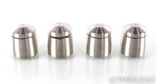 Stillpoints Ultra SS Isolation Feet; Stainless Steel; Set of 4