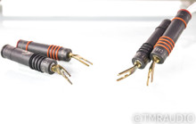 High Fidelity Cables Professional Series Speaker Cables; 4.5m Pair