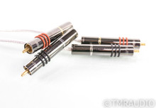 High Fidelity Cables CT-1 RCA Cables; 1m Pair Interconnects; CT1 (1/1)