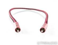 AudioQuest Coral RCA Cable; Single .5m Interconnect