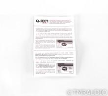 AudioQuest Q-Feet SorboGel Isolation Feet; Set of 4