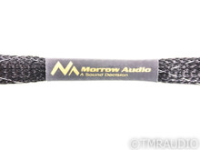 Morrow Audio MA-4 RCA Cables; 1m Pair Interconnects