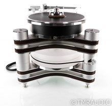 "Clearaudio Master Innovation Wood Turntable; Universal 9"" Tonearm (No Cartridge)"