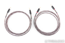 Audience OHNO RCA Cables; 2m Pair Interconnects
