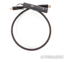 AudioQuest Coffee XLR Digital Cable; Single .75m AES/EBU Interconnect; 72v DBS