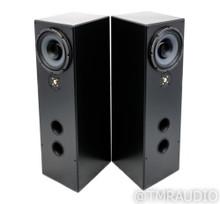 Tekton Design Lore Floorstanding Speakers; Black Pair