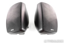Jamo I/O 1A2 On-Wall Indoor / Outdoor Speakers; Black Pair